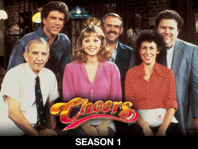 Let's Talk About Cheers – Season One